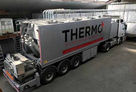 Vrachtwagen Thermo+